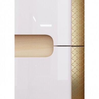 Aukšta ūkinė spintelė Ravak SB Classic 35x120 cm 5