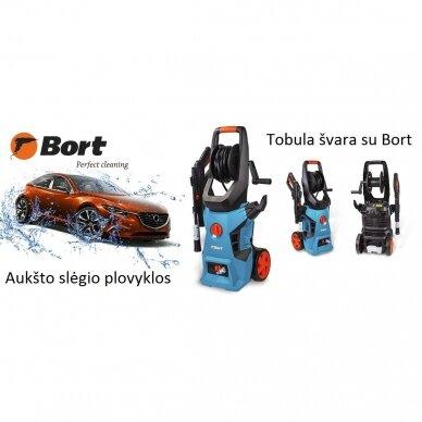 Aukšto slėgio plovimo įrenginys Bort BHR-2100-Pro, 160 bar 2