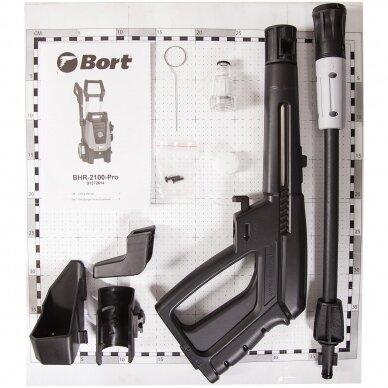Aukšto slėgio plovimo įrenginys Bort BHR-2100-Pro, 160 bar 9