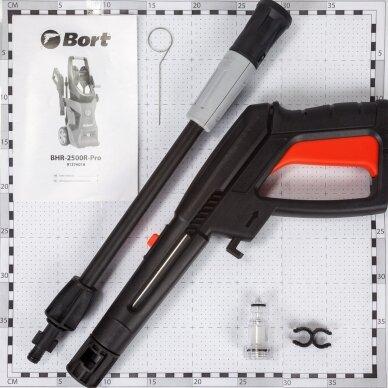 Aukšto slėgio plovykla BORT BHR-2500R-Pro, 180 Bar 8