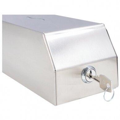 Automatinis skysto muilo ir dezinfekcinių skysčių dozatorius Faneco Hit, 1 l 3