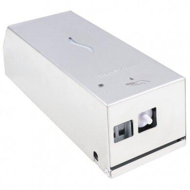 Automatinis skysto muilo ir dezinfekcinių skysčių dozatorius Faneco Hit, 1 l 4