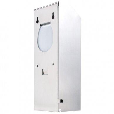 Automatinis skysto muilo ir dezinfekcinių skysčių dozatorius Faneco Hit, 1 l 5