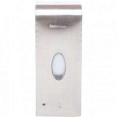 Automatinis skysto muilo ir dezinfekcinių skysčių dozatorius Faneco Lab, 1 l 2