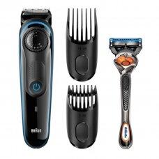 Barzdaskutė Braun Ultimate Hair Clipper/Beard Trimmer BT 3040