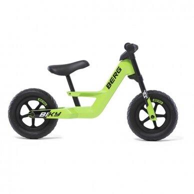 Balansinis dviratukas BERG Biky Mini Green 3