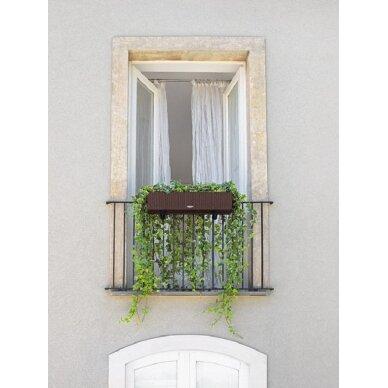 Vazonas Balconera Cottage LECHUZA 2