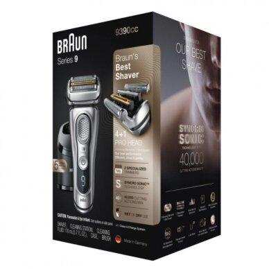 Barzdaskutė Braun Series 9 5