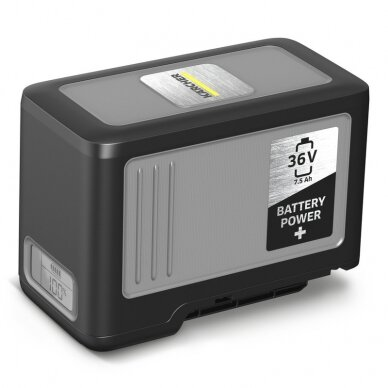 Akumuliatorius Battery Power+ 36/75 professional Kärcher