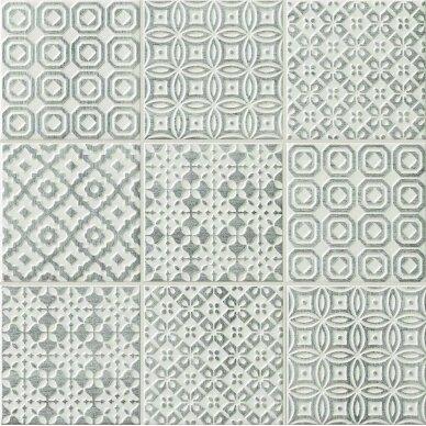Keraminės plytelės Bayker Batik 10x10 cm 7