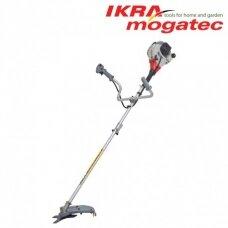 Benzininė žoliapjovė/krūmapjovė Ikra Mogatec 0,75 kW IBF 25