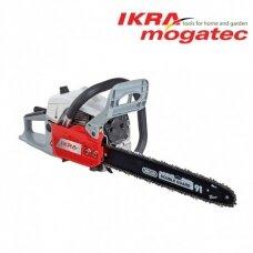 Benzininis grandininis pjūklas Ikra Mogatec 1,8kW IPCS 46, NEW