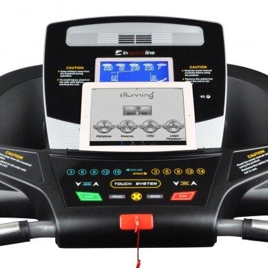 Bėgimo takelis inSPORTline inCondi T400i (iki 180kg, 3.5AG) 4