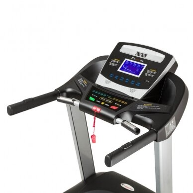 Bėgimo takelis inSPORTline inCondi T400i (iki 180kg, 3.5AG) 5
