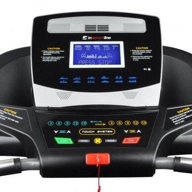 Bėgimo takelis inSPORTline inCondi T400i (iki 180kg, 3.5AG) 7