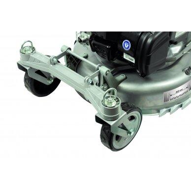 Benzininė savaeigė vejapjovė 2,06 kW Grizzly BRM 46-140 BSA InStart Q-360° 6