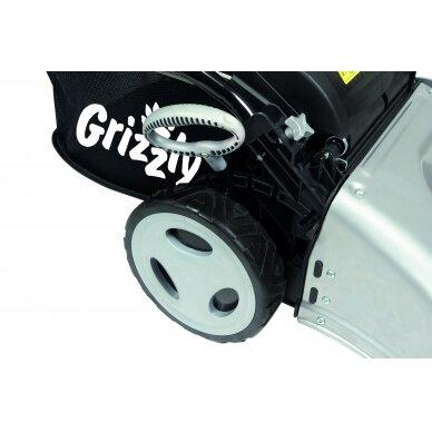 Benzininė savaeigė vejapjovė 2,06 kW Grizzly BRM 46-140 BSA InStart Q-360° 9