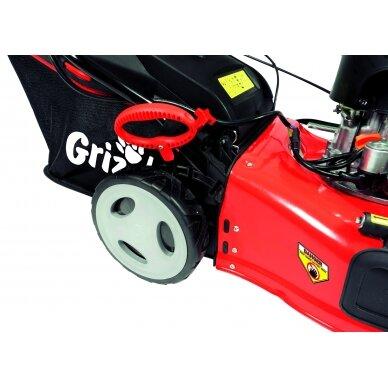 Benzininė savaeigė vejapjovė 2,2 kW Grizzly Tools BRM 4615-22 A E-Start 7