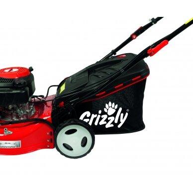Benzininė savaeigė vejapjovė 2,2 kW Grizzly Tools BRM 4615-22 A E-Start 9