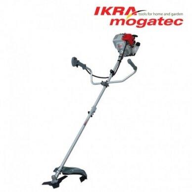 Benzininė žoliapjovė/krūmapjovė 0,7 kW Ikra Mogatec IBF 31-4