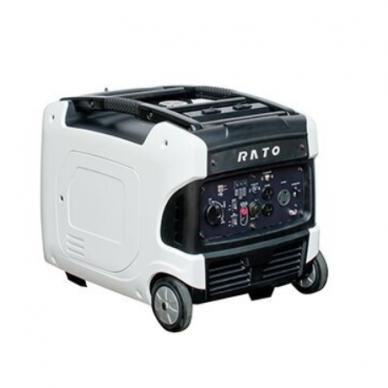 Benzininis generatorius RATO R3000IE2 2