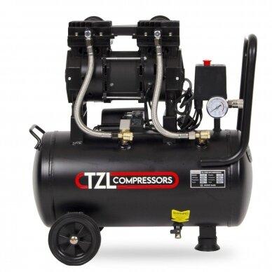 Betepalinis oro kompresorius TZL-24H