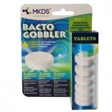 Biologinės tabletės nuotekoms MKDS Bacto Gobbler 6 vnt.