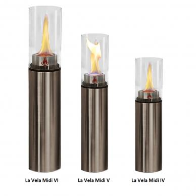 Bio židinys-žvakė Spartherm La Vela Midi VI 4