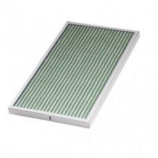 Brink F6 klasės filtrų komplektas 500x237 mm (2vnt.) Renovent HR Large ir Medium (su Bypass)