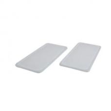 Brink G3 klasės filtrų komplektas 500x237 mm (2vnt.) Renovent HR Large ir Medium (su Bypass)