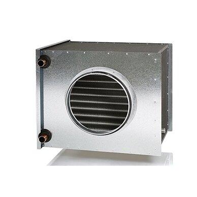 Brink kanalinis vandeninis oro pašildytuvas/vėsintuvas CWK 160-3-2.5, D=160 mm