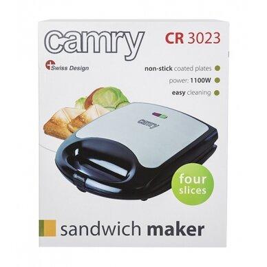 Sumuštinių keptuvė Camry CR 3023 5