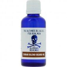 Kubietiškas barzdos aliejus The Bluebeards Revenge 50ml
