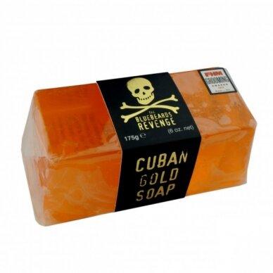 Kubietiškas auksinis muilas The Bluebeards Revenge 175g