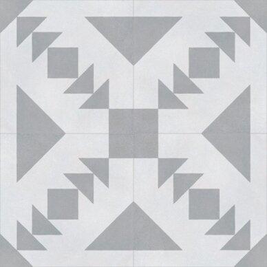 CUBAN SILVER ARROW akmens masės plytelės 22,3x22,3 cm 2