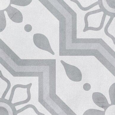 Akmens masės plytelės CUBAN SILVER SKY 22,3x22,3 cm 3