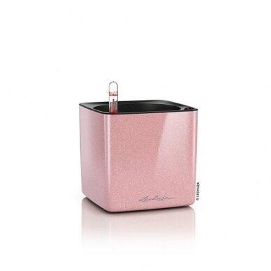 Vazonas Cube Glossy Kiss 14 LECHUZA 6