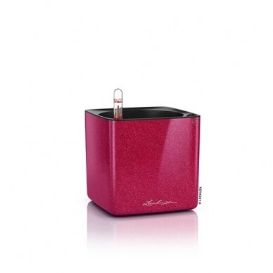 Vazonas Cube Glossy Kiss 14 LECHUZA 7