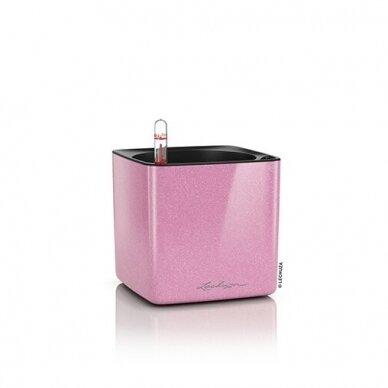 Vazonas Cube Glossy Kiss 14 LECHUZA 8