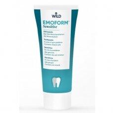 Dantų pasta jautriems dantims Dr. Wild & Co Sensitive 75 ml