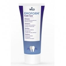 Dantų pasta jautriems dantims Dr. Wild & Co Gum Care 75 ml