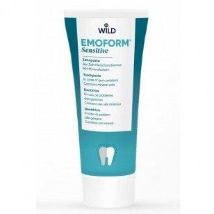 Dantų pasta jautriems dantims Dr. Wild & Co Sensitive