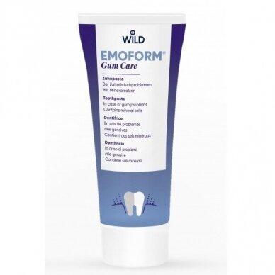 Dantų pasta jautriems dantims Dr. Wild & Co Gum Care