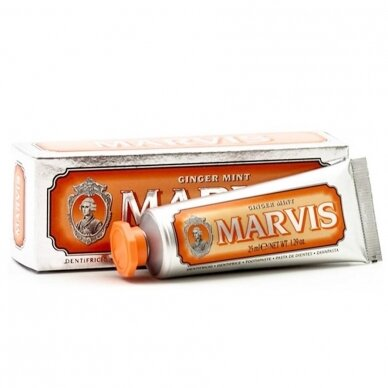 Dantų pasta Marvis Imbiero ir mėtų skonio