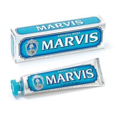 Dantų pasta Marvis Jūros gaivos skonio 2