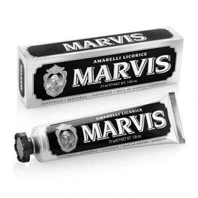 Dantų pasta Marvis Saldynmedžio ir mėtų skonio 2