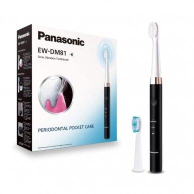 Dantų šepetėlis Panasonic EW-DM81-K503