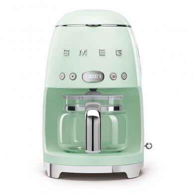 Lašelinis kavos virimo aparatas Smeg 11