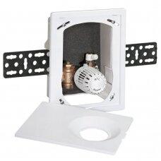 Dėžutė vožtuvui IMI Hydronic Multibox K, balta