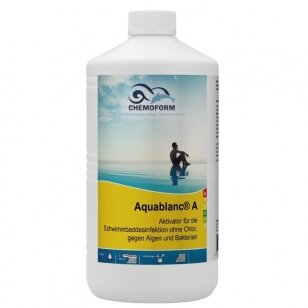 Deguonies aktyvatorius Chemoform AG Aquablanc A, 1 ltr